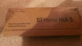 BT HOME HUB 5 BRAND NEW AND SEALED
