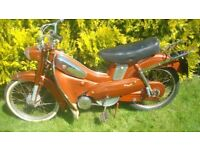 1971 Mobylette superlyx