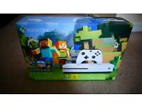 XBox One 500GB with minecraft