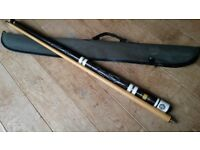 Two piece BCE Custom Pool / Snooker Cue
