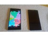 2 SMARTPHONES Sony Xperia Z Ultra C6833 - 16GB - Black Smartphone