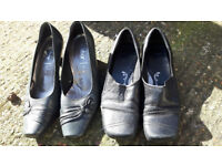 Ladies Shoes Size 6 and 6.5