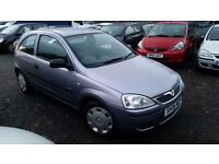 Vauxhall Corsa 1.0 i Life 3dr, FULL SERVICE HISTORY, GENUINE LOW MILEAGE, HPI CLEAR, LONG MOT