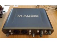 M-Audio Fast Track Pro USB Interface - £15