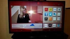 """50"""" HITACHI SMART WIFI FHD LED TV CAN DELIVER"""