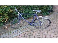 DAWES 'Back Street' bike – Vintage Dawes men's hybrid.