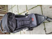 phil and teds dot double stroller buggy pram travel system push chair