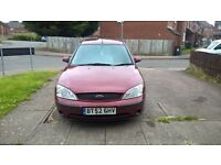 ford mondeo 52 plate