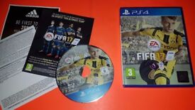 Playstation 4 game FIFA 17
