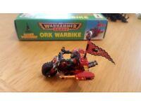 Warhammer Bundle - Mainly Dark Eldar - 100 Figures, Vehicles, Hard Carry Case