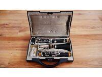 Buffet B12 Clarinet + 2 Reeds + 5 Music Books