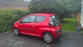 Outstanding Citreon C1 this cracking little car has had one former registered keeper