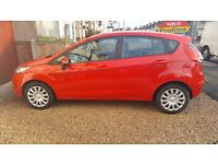 Ford fiesta 2008 1.4 5 door. Cheap tax