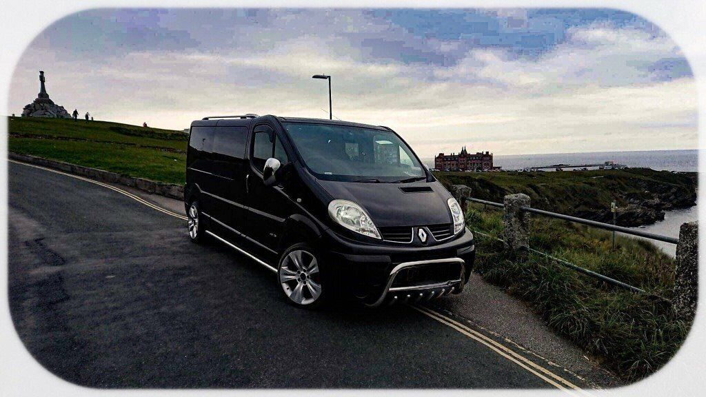 Renault Trafic Camper / Surf Van | in Perranporth ...