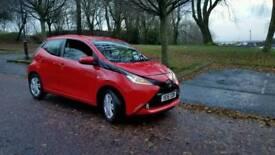 2015 Toyota Aygo Xpression 1.0 petrol Zero road tax Excellent runner 2 keys