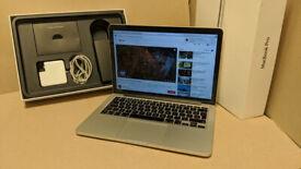 "Apple Macbook Pro Retina i5 2013 13"" 2.6GHz 8gb 128gb ssd"