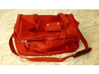 HOLDALL - Tripp Large Red Holdall - USED ONCE IN EXCELLENT CONDITION