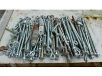 Various bolts/long bolts