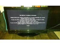 32 inch murphy tv built in freeview