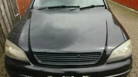***Vauxhall Astra g Mk4 Bonnet With Badgeless Grille Forsale***
