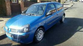 RENAULT CLIO EXPRESSION 1.1 NICE SMALL HATCHBACK CLEAN AND TIDY £595