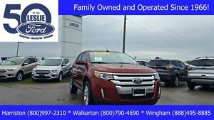 2014 Ford Edge SEL AWD | One Owner | NAVIGATION