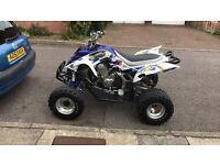 Yamaha 700r raptor quad