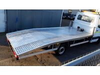 RECOVERY BODY Car transporter Transit Sprinter Fiat Iveco