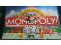 Monopoly Deluxe Edition (Complete!)