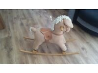 Mamas and Papas Rocking Horse - Good Condtion