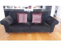 Wellington 4 seater Sofa w/ stool