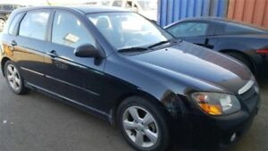 2008 Kia Spectra5 Available Inspected not Repaired Only