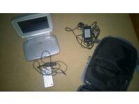 Portable DVD player £10