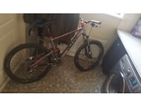 Giant anthem x full suspension not a treck cube specialised orange