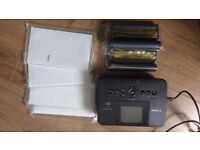 Canon Selphy CP-910 Photo printer with paper and ink