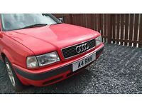 Audi 80 Great Condition, Lots of extras