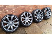 """Wanted: Coilovers & 18"""" Alloys For Mk4 Golf"""