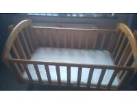 O'baby Swinging Crib
