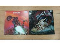 Albums, meat loaf