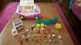 Shopkins and toys