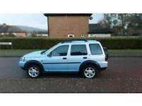 2004 Land rover freelander diesel auto