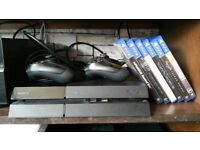PS4 Bundle- Barely Used