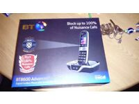 new bt phone with answer machine