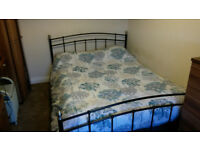 5' King size bed frame