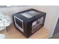 Cube Mini KODI PC Dual Core DVDRW 320Gb Win 7 Office 2016 REFURBISHED CAN DELIVER