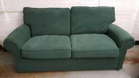 Green set of sofa