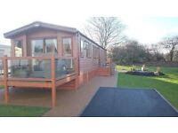 Luxury Static Caravan Holiday Home For Sale in The Yorkshire Dales, Leyburn