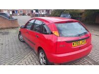 Ford Focus for sale as a runaround or parts. Maintenance needed and have a new car hence the sale