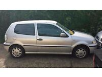 2001 VW Polo 6N2 ( 1.0 mpi ) 3 dr breaking for spares