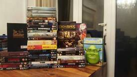 Dvd box sets and special editions all in fantastic condition 38 titals some with three to four dvds